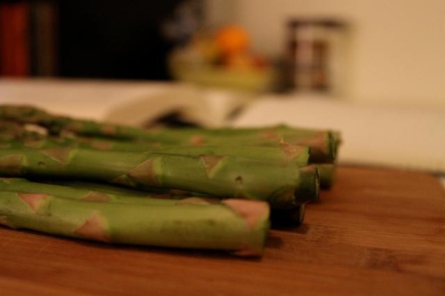 Asparagus butts